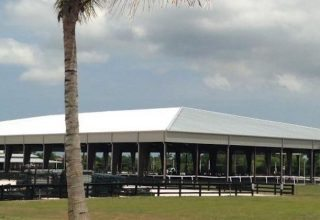 Covered Arenas - Large Covered Horse Riding Arena